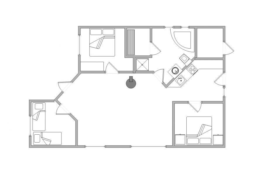 ferienhaus nah am surfplatz hund erlaubt. Black Bedroom Furniture Sets. Home Design Ideas